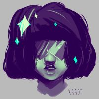 Garnet~ from Steven Univer: Sketch by xaaot