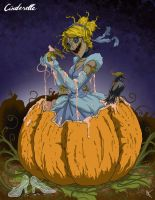 Twisted Princess: Cinderella by jeftoon01