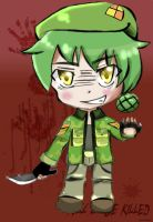 HTF Chibi Flippy by Puyo0702
