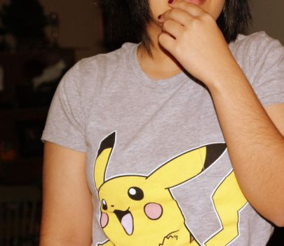 Pika. by CrackLady