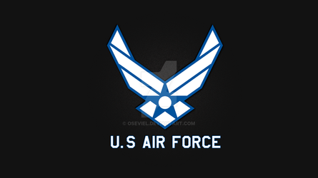 Air Force Wallpaper by Oseviel