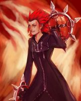 Axel by Rainescence