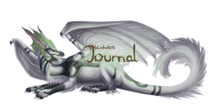 Nicodemus journal header by ShadeofShinon