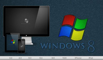 Windows 8.1 Wall Pack by Little-Whittle