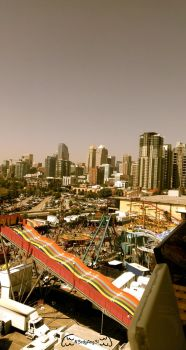 City of Entertainment by N3rdyAng3l