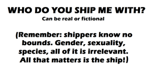 Who Do You Ship Me With? Meme by GECKO-Nuzlockes