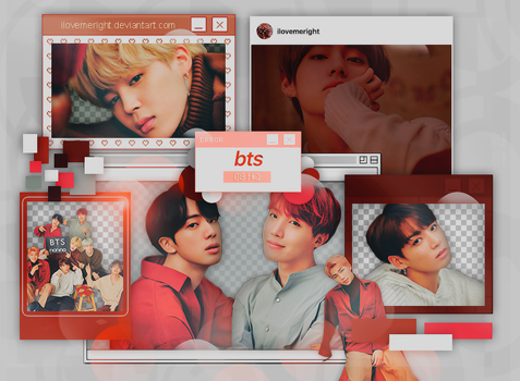 +BTS|PACK PNG|175 by iLoveMeRight