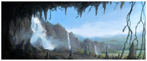 The Cave_Revised by pbario