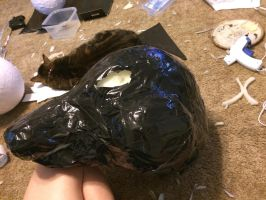 Duct tape mess by Follow-to-wonder