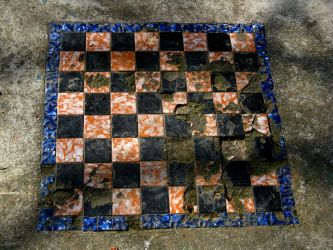Chess Table by helice93
