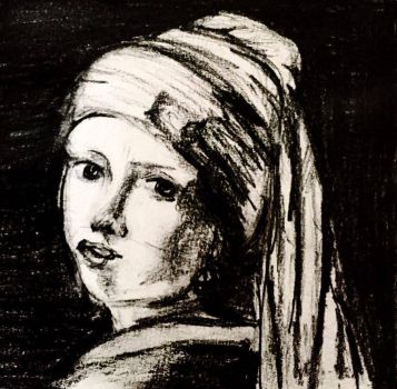 Appropriation of Girl With a Pearl Earring by theloverofTMI