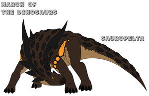 March of the Dinosaurs - day 26 by Absol989