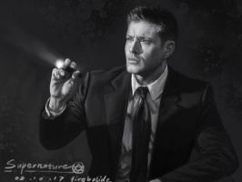 Dean in supernatural 405 by firebolide