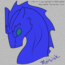 Osask's Maisisk by Hannawolf