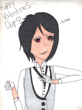 Happy (Late) Valintines Day! by JewelCat1337