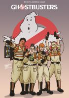 The Real Ghostbusters 2016 by OptimusPraino