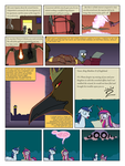 FiM TNtMD - Page 84: The Storm Rolls In by ArofaTamahn