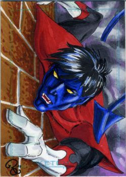 Nightcrawler by Dangerous-Beauty778