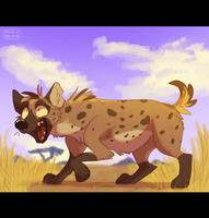 Just a Yeen by Rainie-Painie