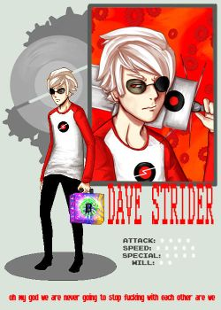 Player I.D. : Dave Stider by Cheese3D
