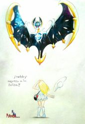 pokemon get in the bag nebby  by puticron