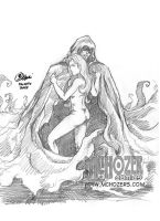 ConSketch - Cloak and Dagger by Oshouki