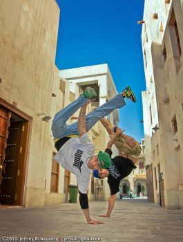 b-boys in d-town 002 by jefrigerator