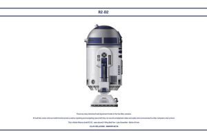 Droid R2-D2 by WS-Clave