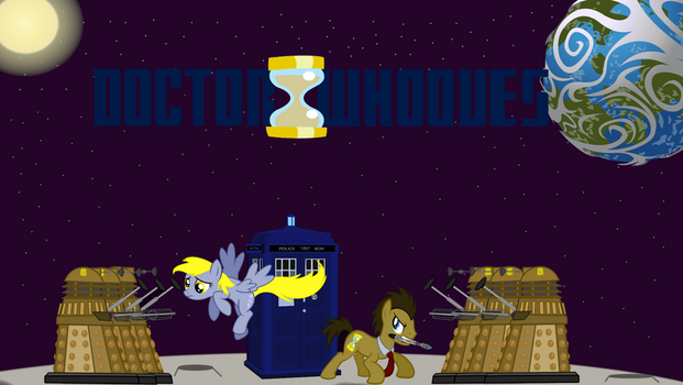 The Doctor is In [Wallpaper] by SonicRainBoomFTW
