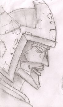 Galvatron by zeromight
