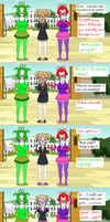 Ballerina Clown Recruitment Part 02-3 by Firingwall