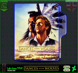Dances with Wolves (1990)2 by Loki-Icon