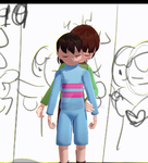 UT Animation wip 3 by SuperBecky