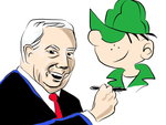 In Memory of Mort Walker by PeKj