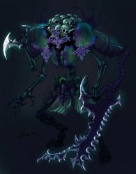 Undead with great sword by Koggg