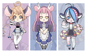 Adopt - mini set #5 (open 2/3) Idiscounted~!I 5$ by Ve-to