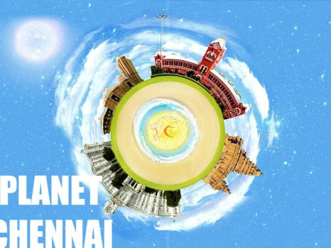 Planet Chennai 2 by Gearsofcreativity