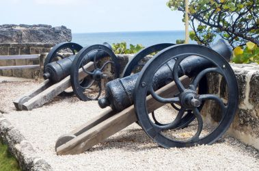 FREE STOCK !! Cannons by mzkate