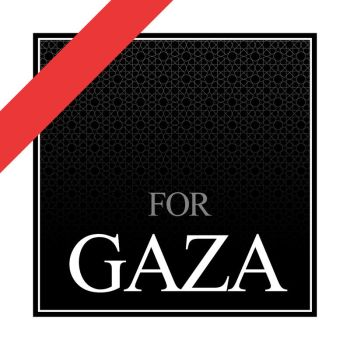 FOR GAZA by AnubisGraph