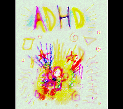 ATTENTION DEFICIT HYPERACTIVITY DISORDER by RAIINY-SKYE