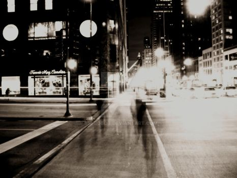 Ghosts of Chicago by sir-robot