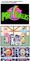 My Little Pony Rangers Morphin Sequence-Remastered by Trekkie2063
