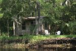 Frontier Florida Fishing Shack by annehawholt
