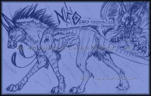 Neo quick sketches by Lougaria