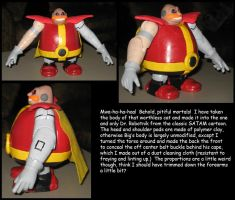 Robotnik Custom by Wakeangel2001