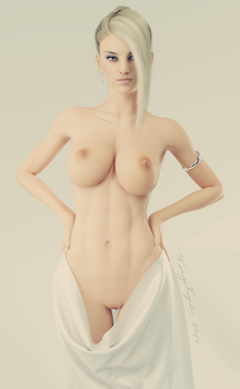 Anya Beautiful by forged3DX
