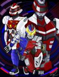 VR Troopers movie idea by LavenderRanger