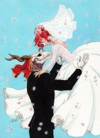 The Ancient Magus Bride by monyta