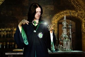 Young Severus Snape . . by AhrimanFox