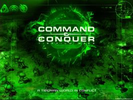 A Tiberian World in Conflict by KaneNash